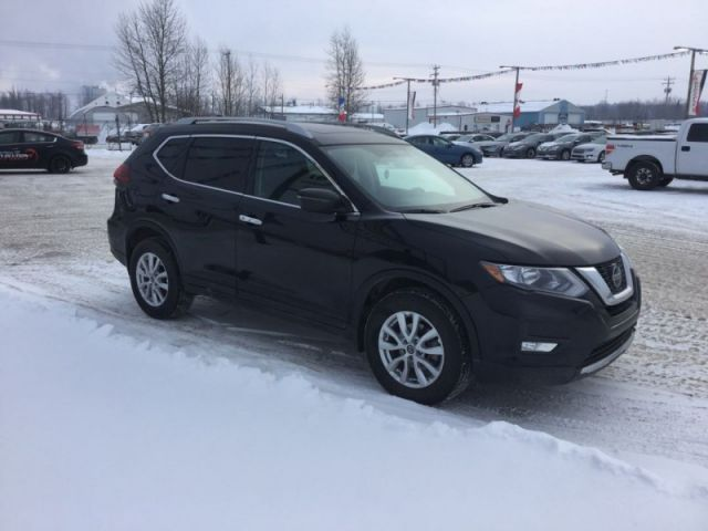 2018 Nissan Rogue AWD SV  - Bluetooth -  Heated Seats