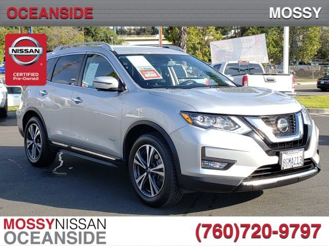 Nissan Dealership San Diego >> 2018 Nissan Rogue For Sale In San Diego San Diego Area