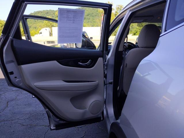 2018 Nissan Rogue Sport 2018.5 AWD SV