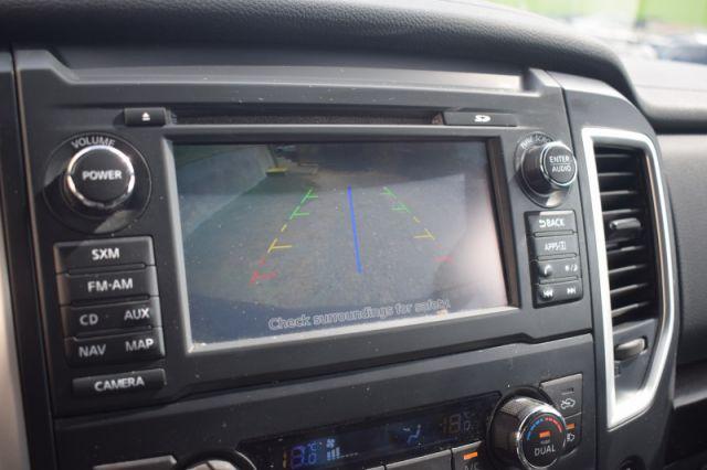 2018 Nissan Titan SV Crew  - Bluetooth -  SiriusXM