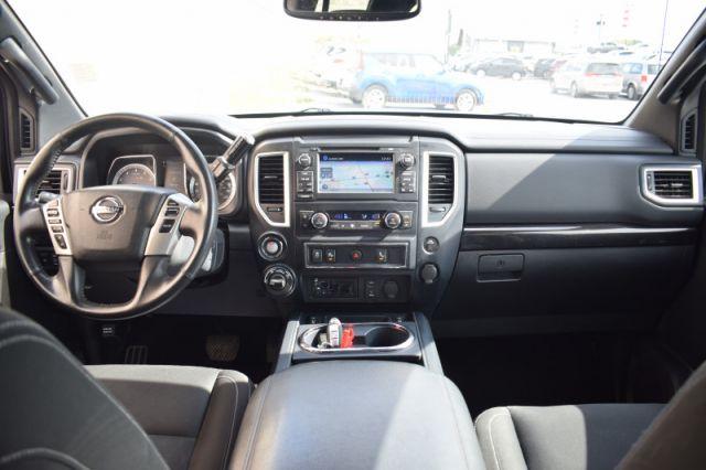 2018 Nissan Titan SV Midnight Edition  - Navigation