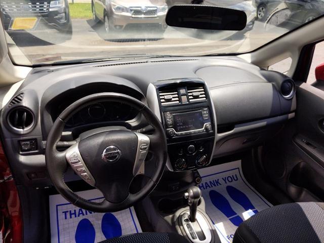 2018 Nissan Versa Note SV CVT
