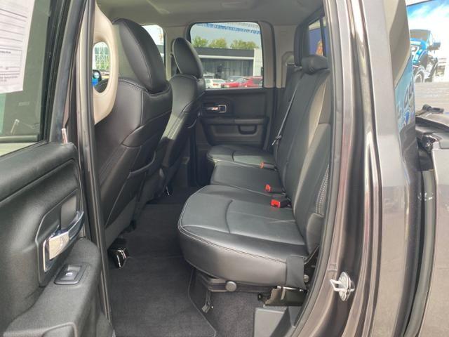 2018 Ram 1500 Laramie 4x4 Quad Cab 64 Box