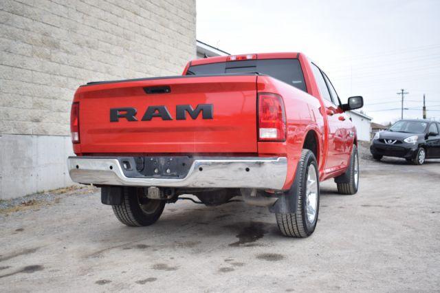2018 Ram 1500 SLT  | SIRIUSXM READY | DUAL CLIMATE |