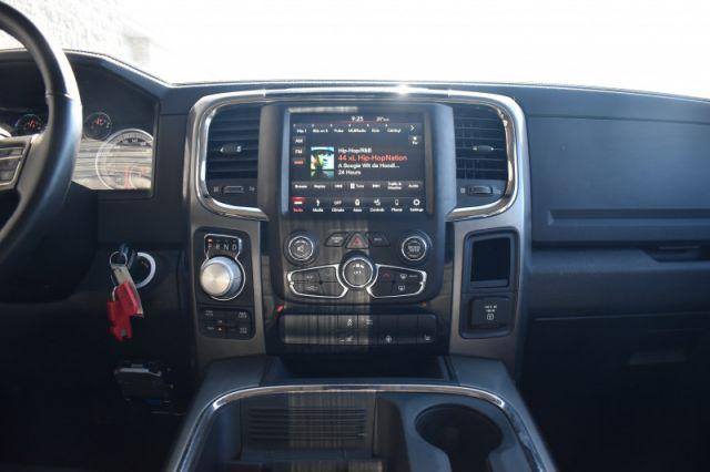 2018 Ram 1500 Sport  - Bluetooth -  SiriusXM -  Fog Lamps