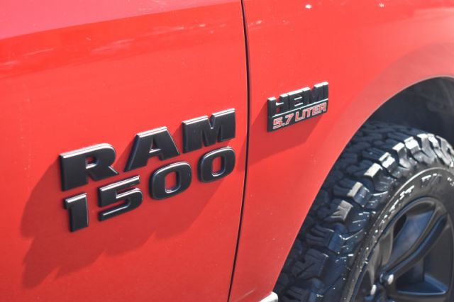 2018 Ram 1500 Sport  | 5.7L HEMI | HEATED SEATS & WHEEL | TONNEAU COVER|