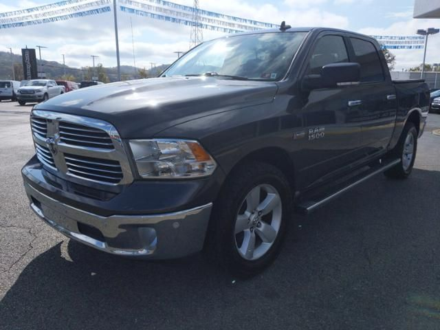 2018 Ram 1500 Big Horn 4x4 Crew Cab 57 Box