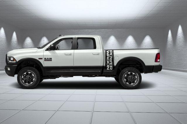 2018 Ram 2500 Power Wagon  - Bluetooth -  SiriusXM