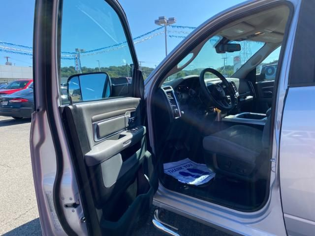 2018 Ram 2500 Big Horn 4x4 Crew Cab 64 Box