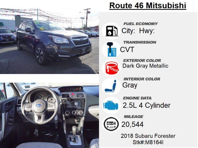 2018 Subaru Forester 2.5i Premium