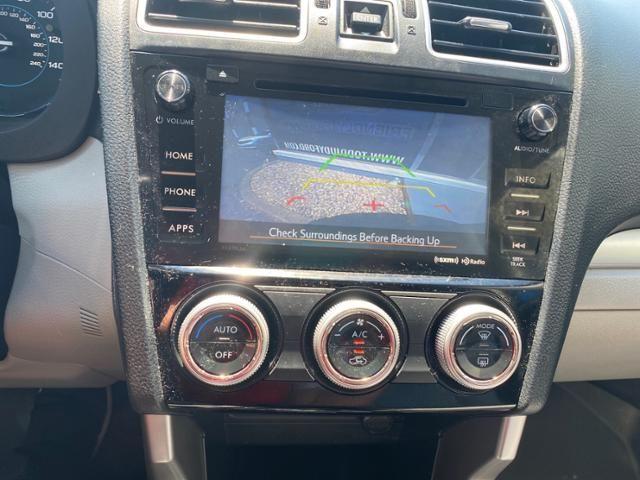 2018 Subaru Forester 2.5i Premium CVT