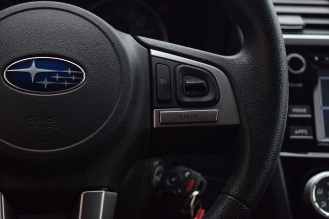 2018 Subaru Forester 2.5i CVT  | AWD | HEATED SEATS |