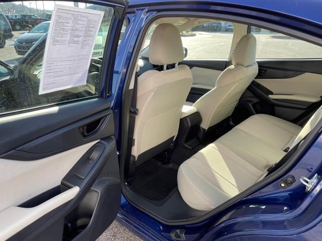 2018 Subaru Impreza 2.0i 4-door CVT