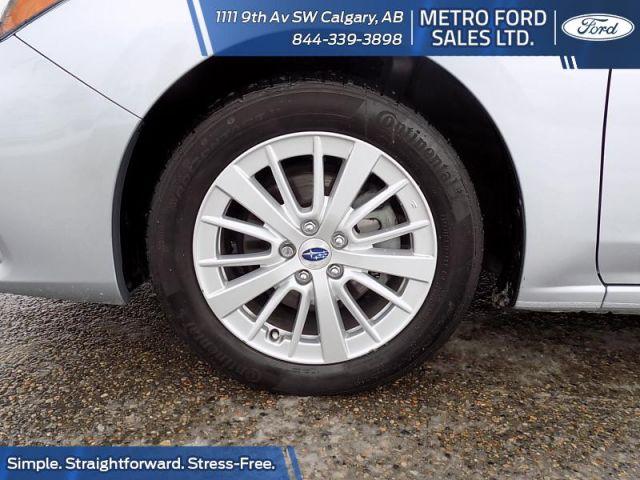 2018 Subaru Impreza 5-dr Touring AT