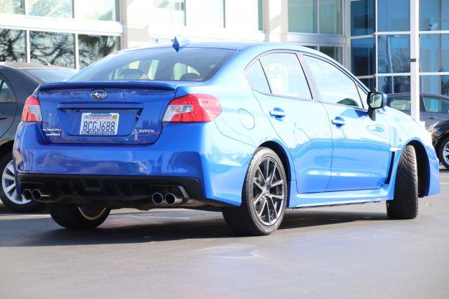 2018 Subaru WRX Sedan Premium