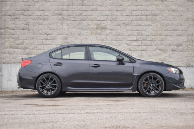 2018 Subaru WRX Sport-Tech CVT  - Navigation -  Sunroof