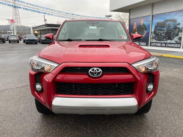 2018 Toyota 4Runner TRD Off Road Premium 4WD