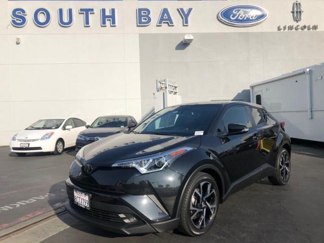 2018 Toyota C-HR XLE FWD