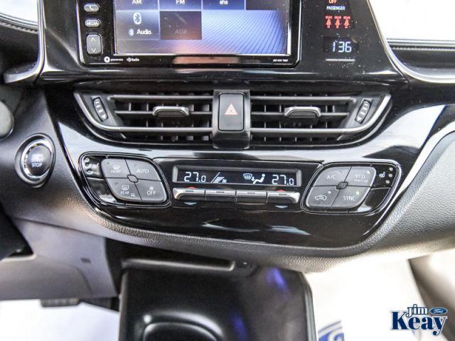 2018 Toyota C-HR XLE  - Heated Seats -  Bluetooth