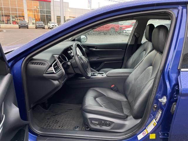 2018 Toyota Camry XLE Auto