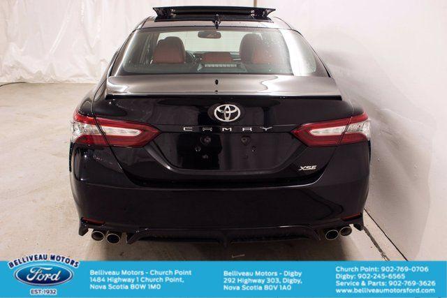 2018 Toyota Camry XSE