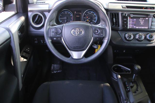 2018 Toyota RAV4 LE Sport Utility