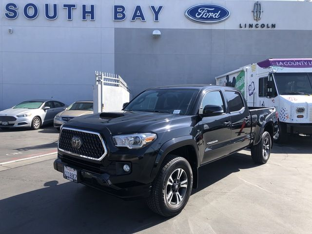 2018 Toyota Tacoma TRD Sport Double Cab 6 Bed V6 4x2