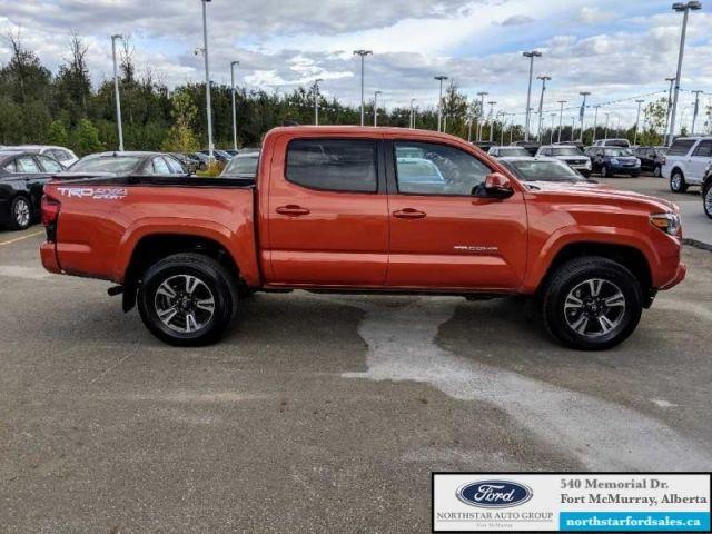2018 Toyota Tacoma TRD  |3.5L|Nav|Moonroof