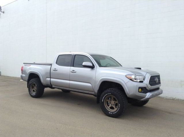 2018 Toyota Tacoma 4 Door Pickup