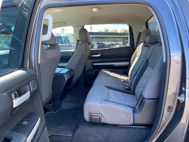 2018 Toyota Tundra SR5 CrewMax 5.5 Bed 5.7L