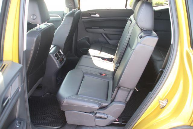 2018 Volkswagen ATLAS Sport Utility SE