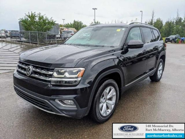 2018 Volkswagen Atlas Highline 3.6 FSI  |ASK ABOUT NO PAYMENTS FOR 120 DAYS OAC
