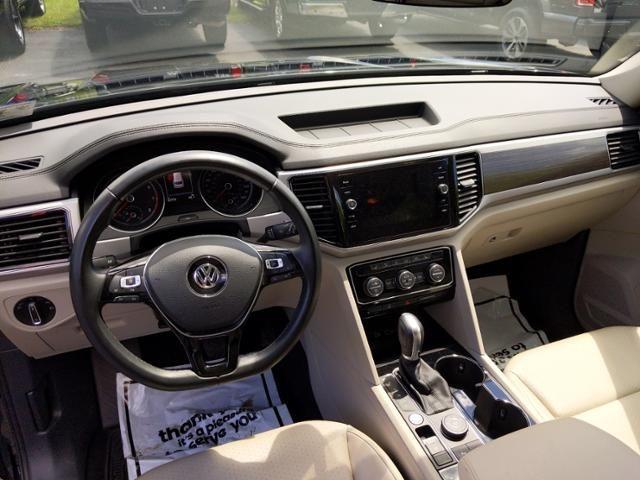 2018 Volkswagen Atlas 3.6L V6 SEL 4MOTION