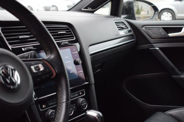2018 Volkswagen Golf R DSG  | AWD | NAV | LEATHER |