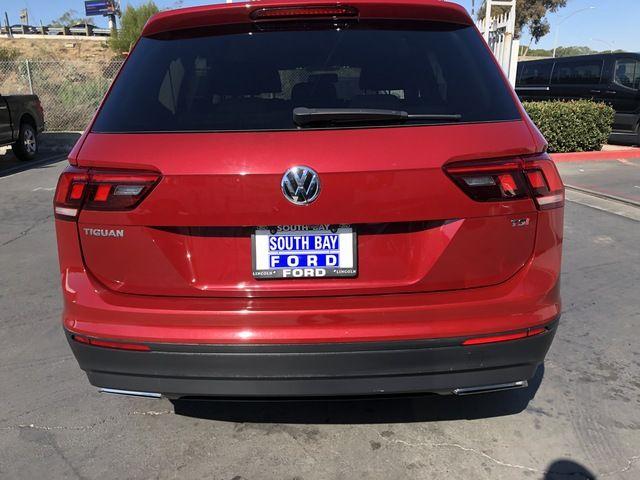 2018 Volkswagen Tiguan 2.0T S FWD