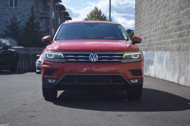 2018 Volkswagen Tiguan Highline 4MOTION  | MOONROOF | LEATHER | NAV |