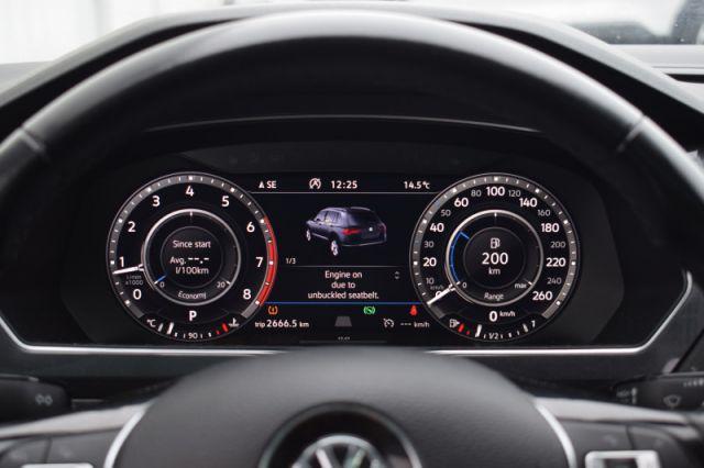 2018 Volkswagen Tiguan Highline 4MOTION  - Navigation