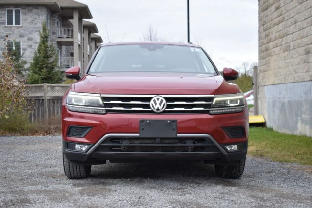 2018 Volkswagen Tiguan Highline 4MOTION  - Navigation