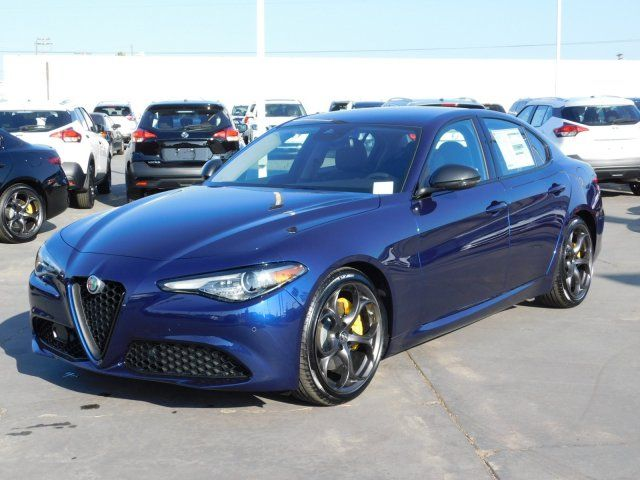 2019 Alfa Romeo Giulia For Sale In San Diego San Diego Area Dealership