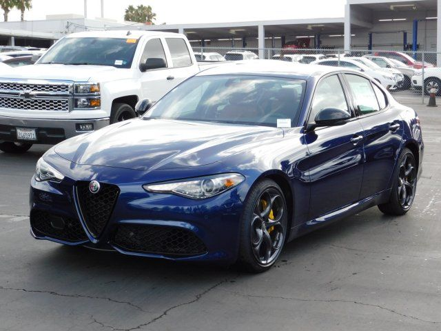 2019 Alfa Romeo Giulia For Sale In San Diego San Diego Area Dealership