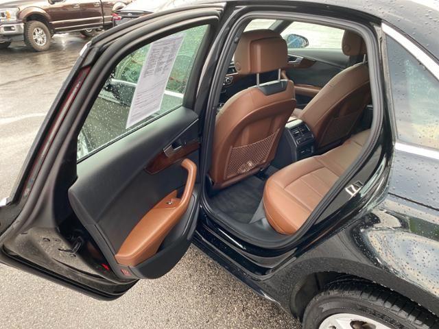 2019 Audi A4 Premium Plus 45 TFSI quattro