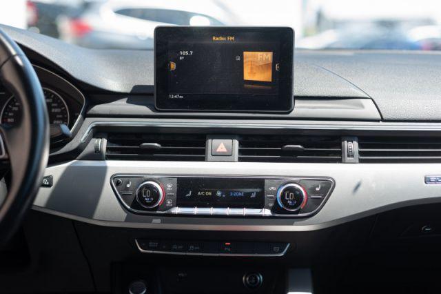 2019 Audi A4 Sedan 2.0 TFSI quattro Komfort S tronic