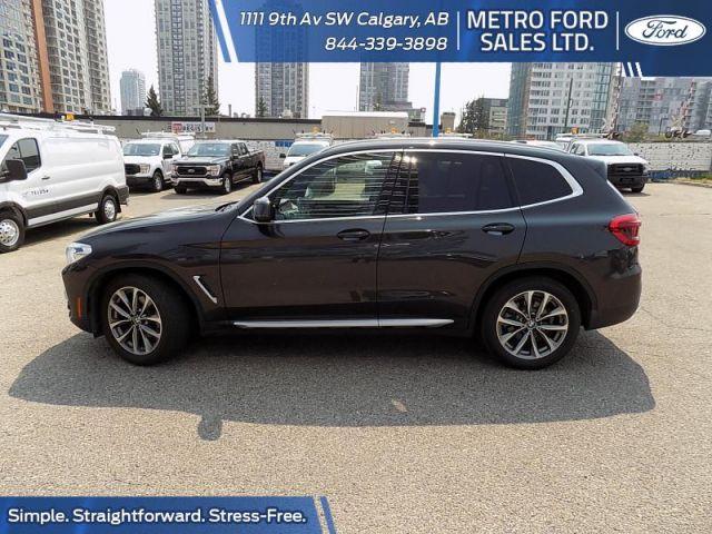 2019 BMW X3 xDrive 30i  - $316 B/W