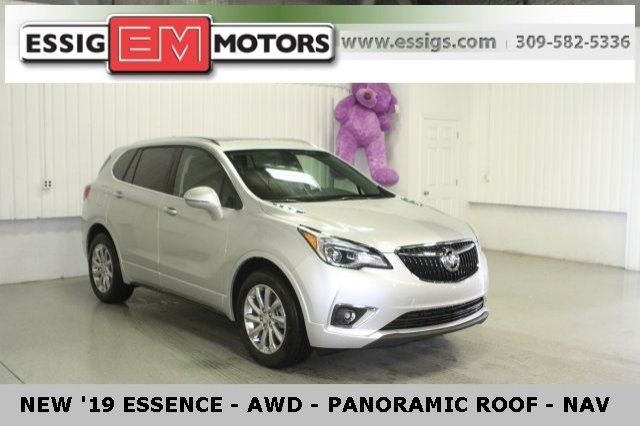 2019 Buick Envision For Sale In Aledo Greater Moline Area Dealership