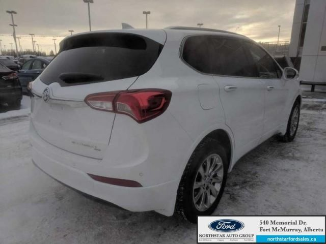 2019 Buick Envision Essence|2.5L|Rem Start|Panoramic Roof|Heated Seats|Heated Steeri