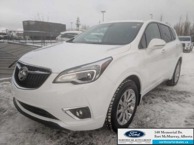 2019 Buick Envision Essence   2.5L Rem Start Panoramic Roof Heated Seats Heated Stee