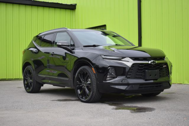 2019 Chevrolet Blazer RS    MOONROOF   LEATHER  DUAL CLIMATE   NAV   BOSE AUDIO  
