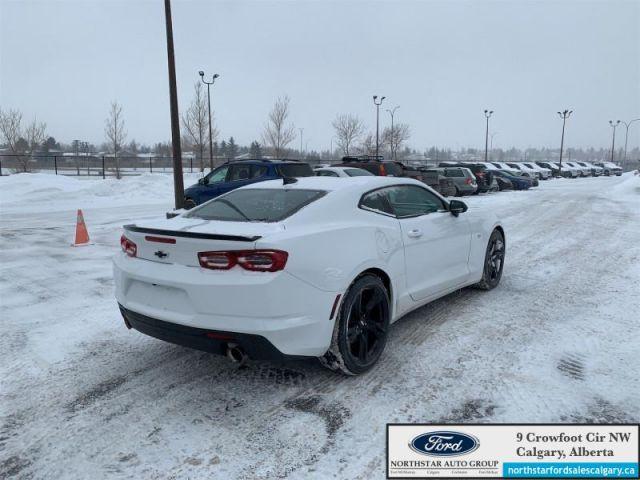 2019 Chevrolet Camaro 3LT  |LEATHER| AUTO| SPORTY|  - $189 B/W