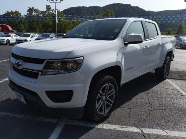 2019 Chevrolet Colorado 4WD Crew Cab 128.3 Work Truck