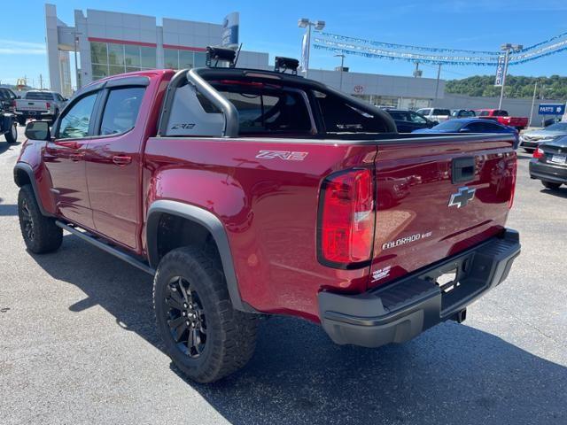2019 Chevrolet Colorado 4WD Crew Cab 128.3 ZR2